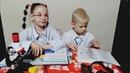 «Простая наука для детей», детский видеоканал «Читаем с Викой и Вовой»выпуск №5
