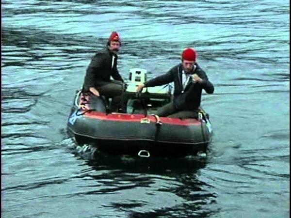 27 1991 Австралия Рассвет на острове Тасмания Подводная одиссея команды Кусто