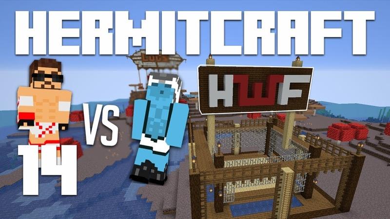 Hermitcraft 7 - Ep. 14: REN'S CAGE MATCH CHALLENGE! (Minecraft 1.15.2) | iJevin