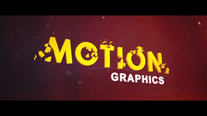Crazy Broken Text Effect in After Effects After Effects Tutorial Simple Way