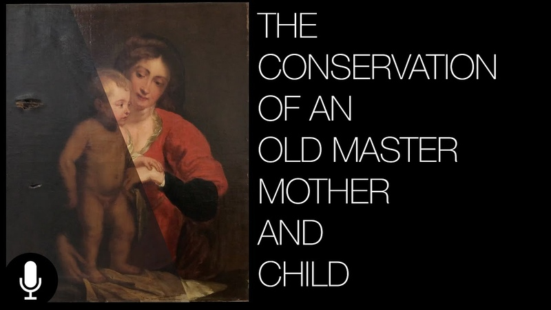 Narrated Old Master Painting Conservation