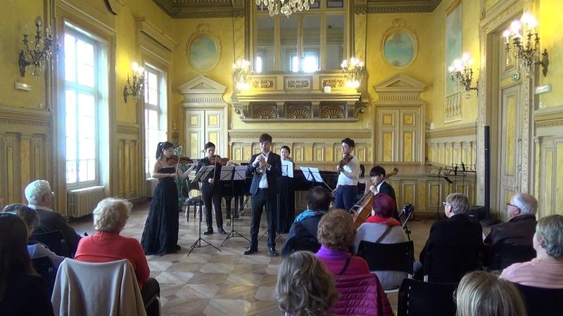 J.S.Bach/A.Vivaldi : Concerto BWV 972 d'après Vivaldi op.3 n.9 RV 230 arrangement pour trompette