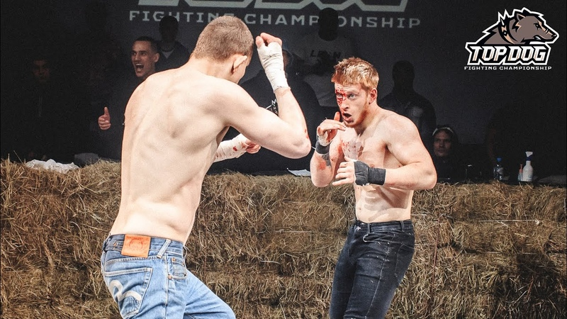 Wushu Master vs Valera Zabotin bare knuckle fight Main Event TDFС 3