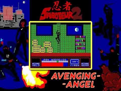 16 Saboter 2 Avenging Angel v 1
