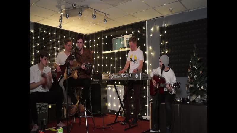Васильков Коты Влюбленный блюз Live 20 02 21 acoustic