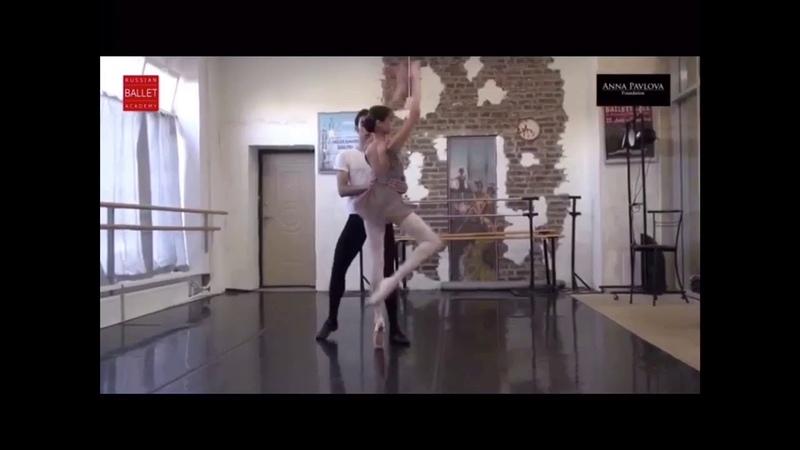 Maria Bulanova A new name in Ballet