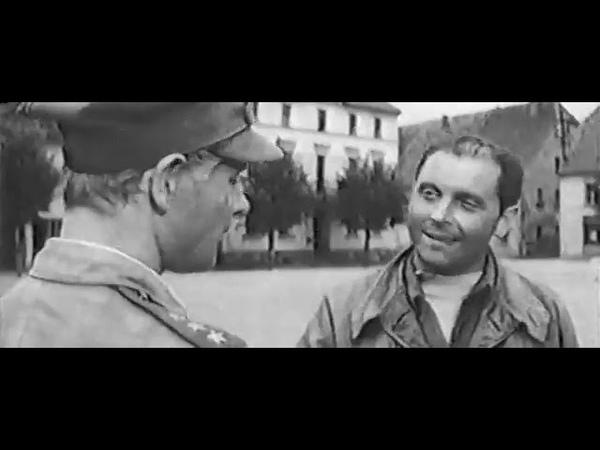 Крещенные огнем Польша 1963 детектив дубляж советская прокатная копия