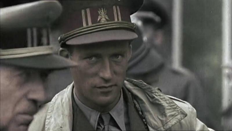 Апокалипсис Вторая мировая война в цвете HD Часть 2