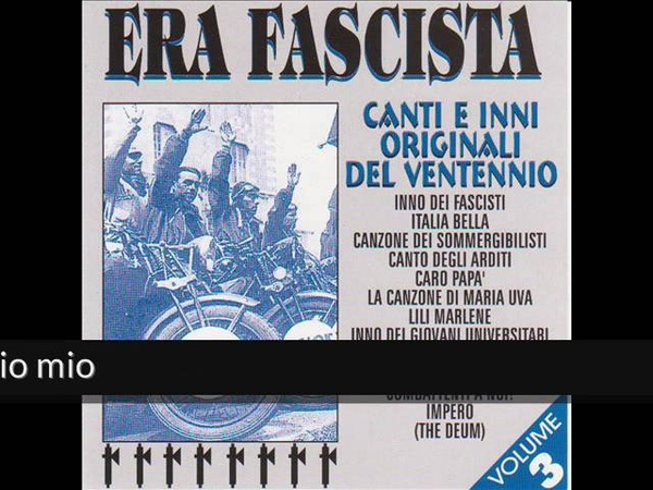 Era fascista Caro papà Album Version