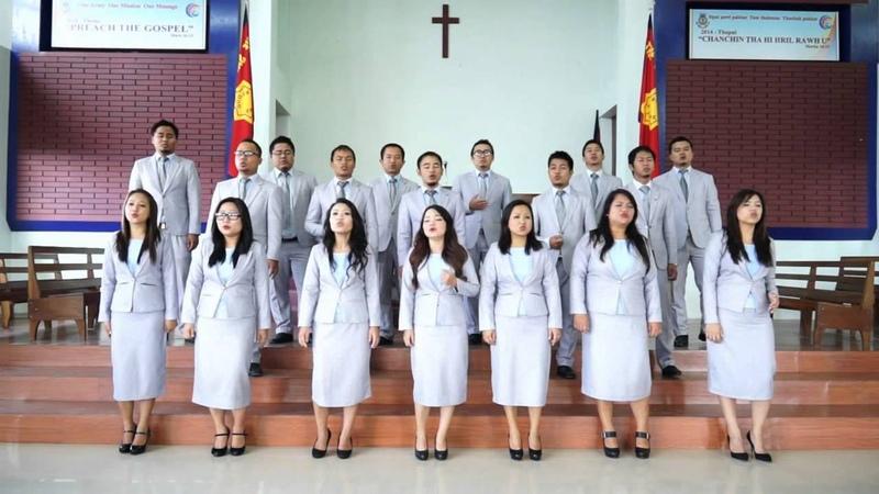 BESY Choir 2011 2014 A Pangngai Reng