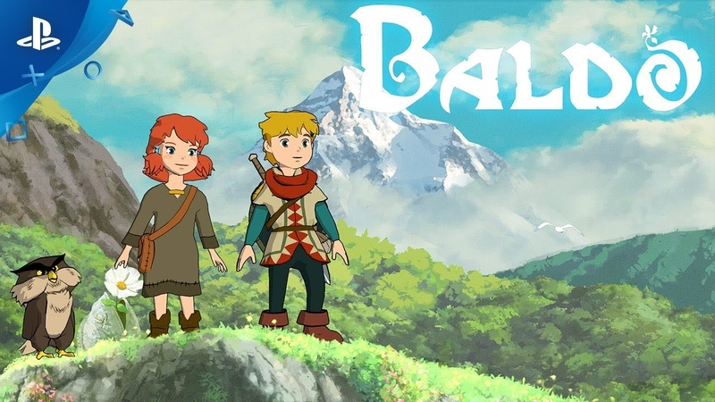 Baldo Gameplay Trailer PS4