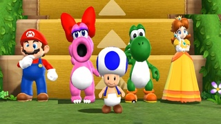 Mario party 9 step it up minigames mario vs peach difficulty very hard