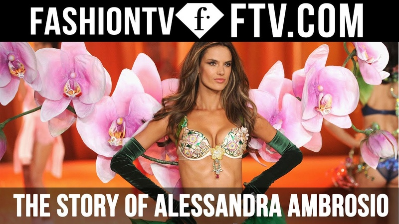 The Story Of Alessandra Ambrosio