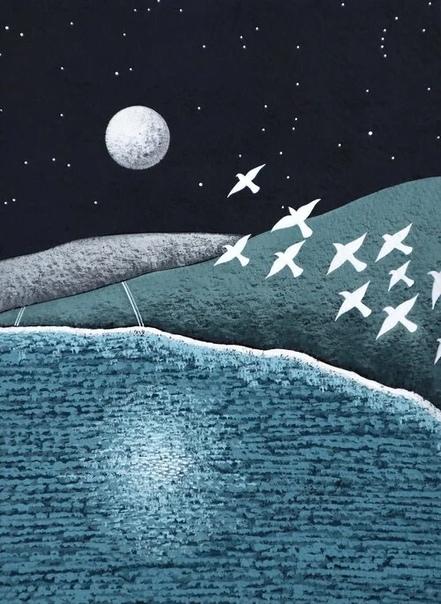 Художник Наташа Ньютон (Великобритания). Наташа Ньютон - художник и иллюстратор, который рисует природу и выставляет свои работы в многочисленных галереях по всей Великобритании и за