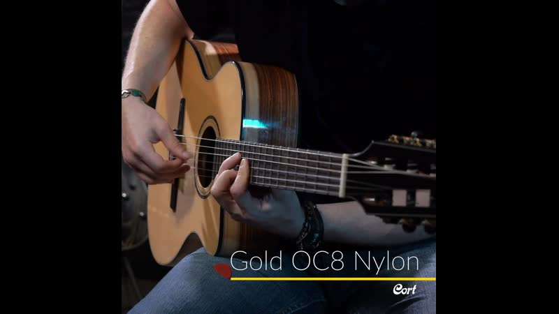 Gold-OC8 Nylon (Древесина и гриф)