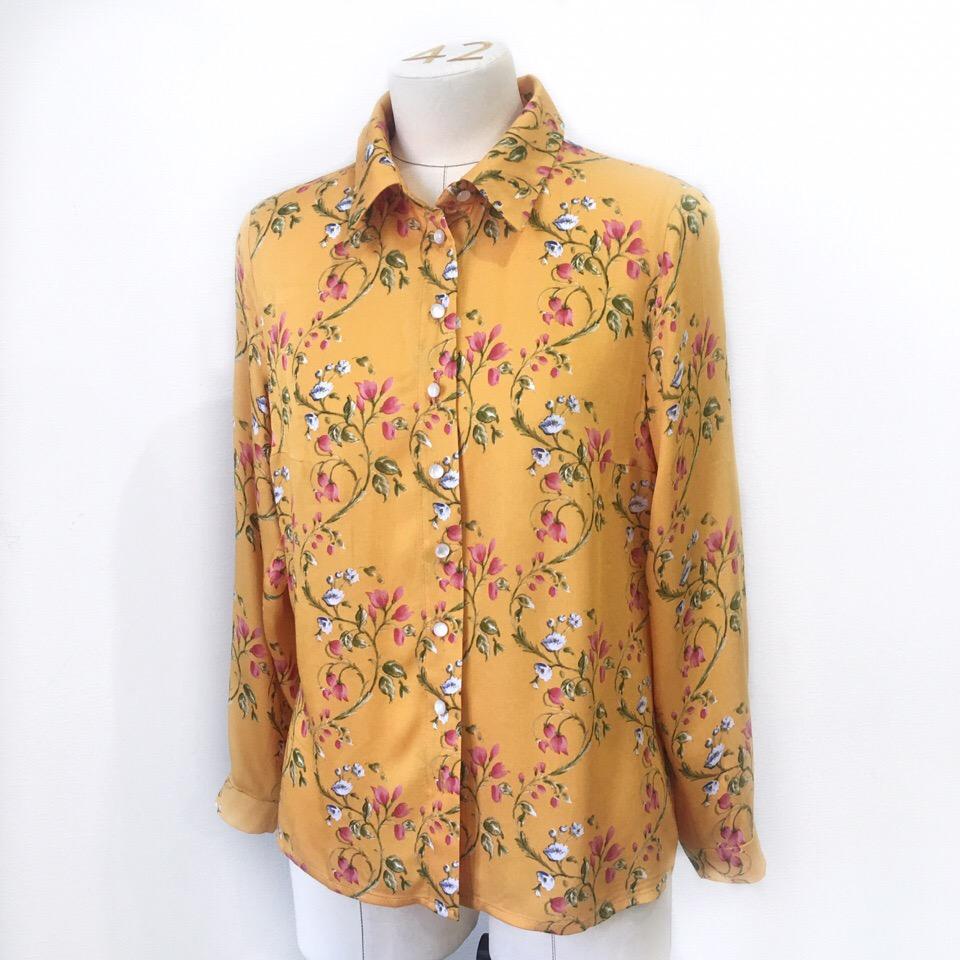Капелька настроения для нашей дорогой Марины - рубашка из итальянской шелковистой вискозы ️