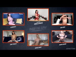 [AdultTime] Over The Edge The Ultimate Jerk Off Challenge