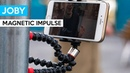 JOBY GripTight ONE GP Magnetic Impulse | the best flexible tripod for your iPhone, Samsung and GoPro