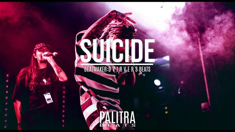 PALITRABEATS x D V 1 R V E R S BEATS Suicide bpm110 Type $uicideboy$ Trap Type Beat 2020