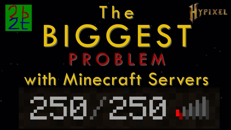 The Biggest Problem with Minecraft Servers Why 2b2t is Stuck on 1.12.2