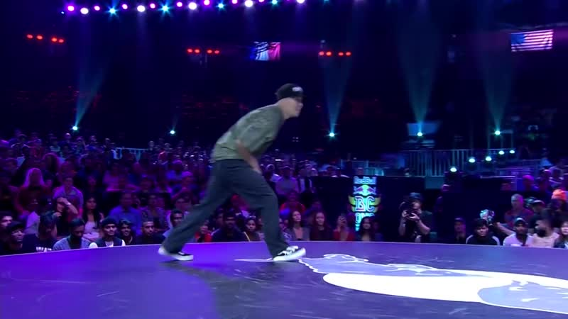 B Boy Nori All Rounds Red Bull BC One World Final 2019