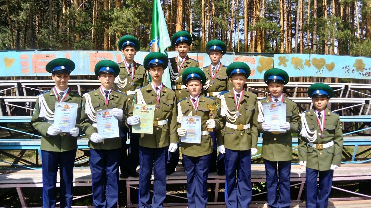 Зауральские школьники стали «бронзовыми» призерами Всероссийской военно-спортивной игры «Казачий сполох-2019»