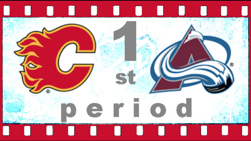 471. 9.12.2019. GAME 471. CGY ― COL 1ST