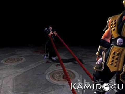 Mortal Kombat Deadly Alliance Mavado's Lethal Spikes Fatality