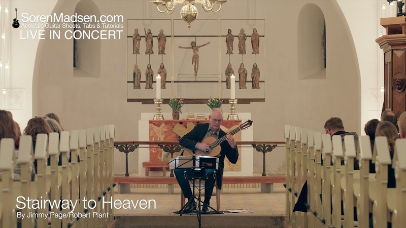 Stairway to Heaven Led Zeppelin played by Soren Madsen