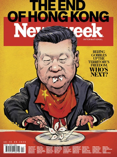 Newsweek International - 19.06.2020
