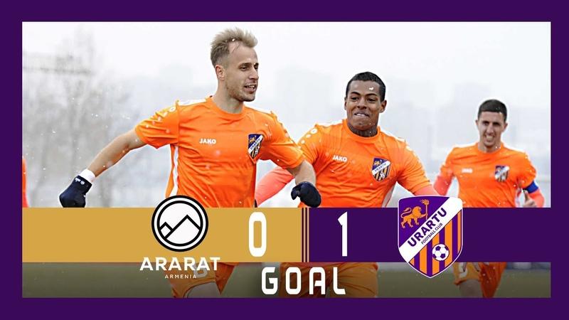 APL, Matchday 16 Ararat-Armenia FC - Urartu FC 0-1.Goal
