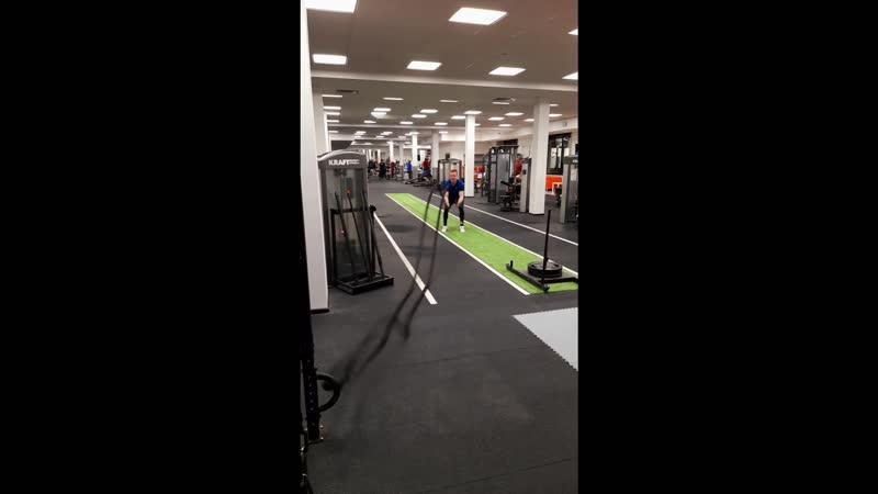 Функциональный тренинг 4