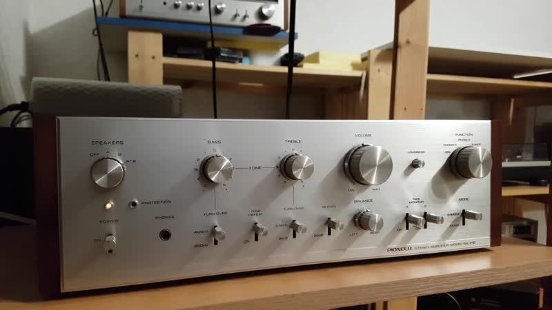 PIONEER SA 710 Test 2